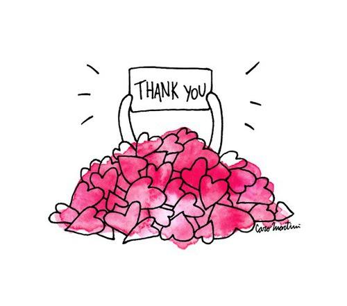 """35 λογοι για να πεις """"ευχαριστω"""""""