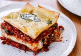 Η συνταγή με λαζάνια που θα γίνει το comfort food για τους vegan φίλους σου