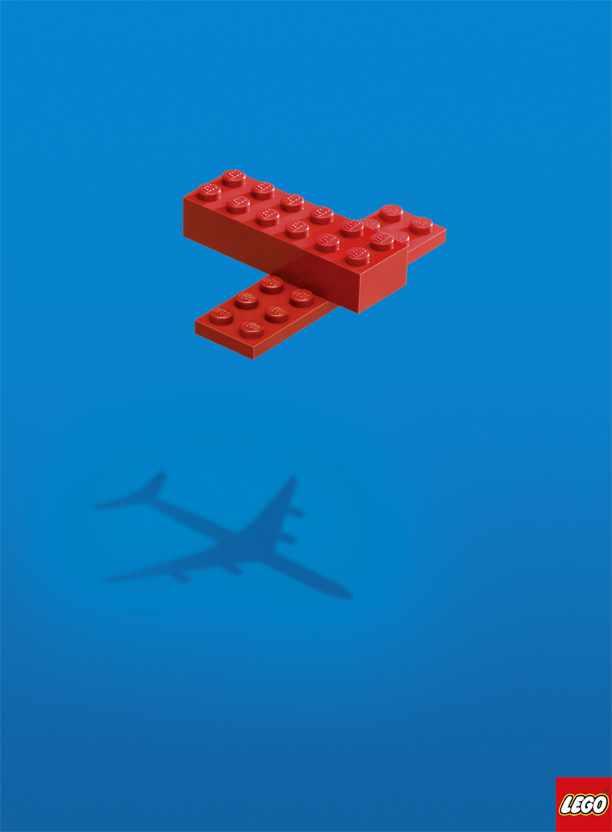 lego airoplane