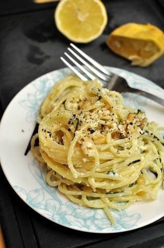 lemon pasta