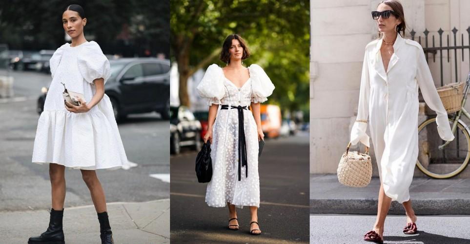 Τα λευκά καλοκαιρινά φορέματα που θα φοράς non-stop
