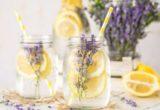 Ένα πρωτότυπο cocktail με vodka, αχλάδι και λεβάντα