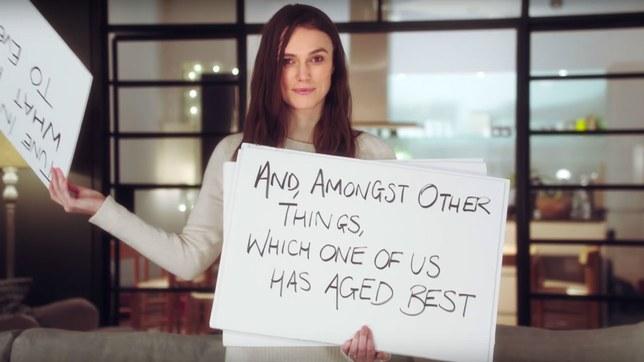 Breaking news: Το trailer του νεου Love Actually