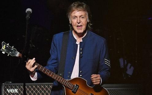 Ο νέος δίσκος του Paul McCartney ακούγεται από την αρχή μέχρι το τέλος
