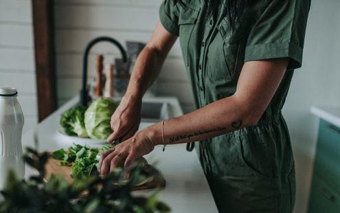 mindful μαγειρικη