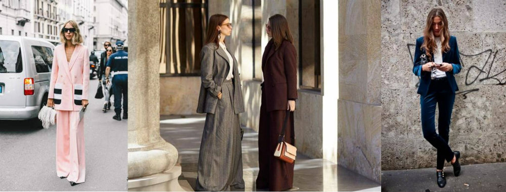 Women in Suits| Οι σχεδιαστες μίλησαν. Και τωρα η σειρα σου!