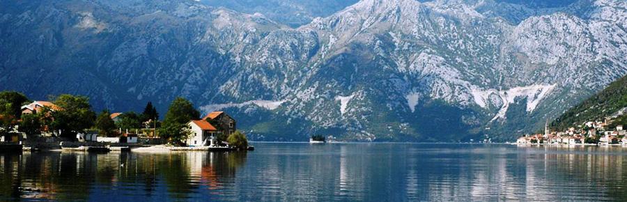 montenegro-houses