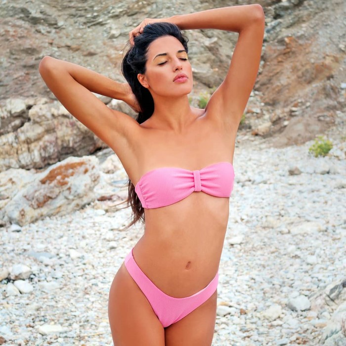 7994fb5e506 Τολμηρές γραμμές, διαφάνειες και λεπτομέρειες που κάνουν τη διαφορά  αποτελούν τα βασικά χαρακτηριστικά του ελληνικού brand μαγιό MVM Swimwear.
