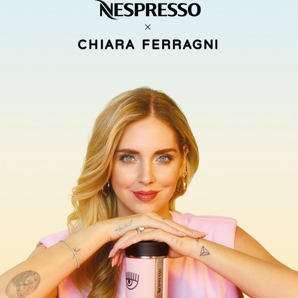 Nespresso και Chiara Ferragni: Μια άκρως καλοκαιρινή συνεργασία που θα αγαπήσουν οι λάτρεις του καφέ