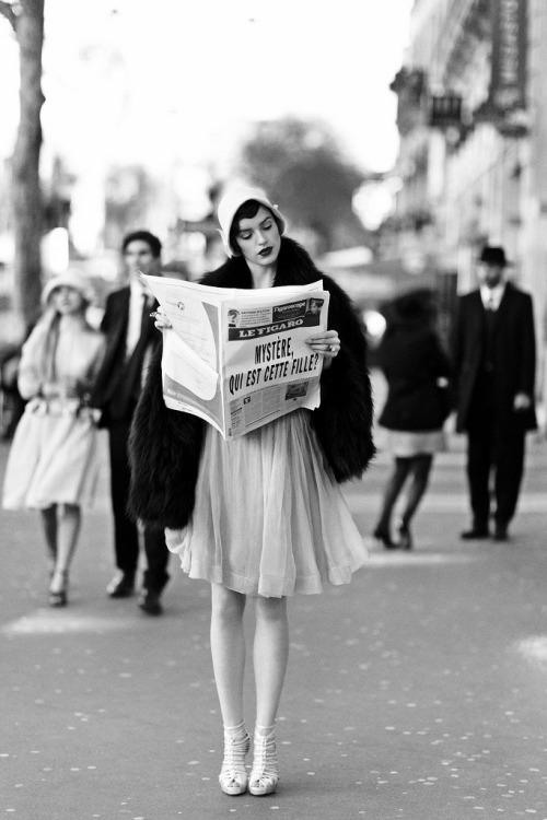 newspapergirl