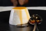 Πανακότα χωρίς αυγά με σπιτικό γάλα αμυγδάλου