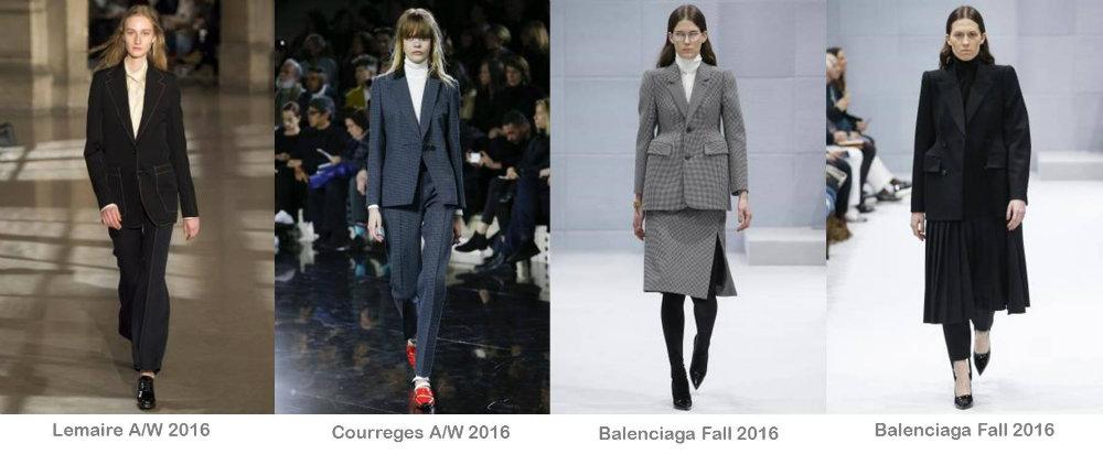 Women in Suits  Οι σχεδιαστές μίλησαν. Και τώρα η σειρά σου!
