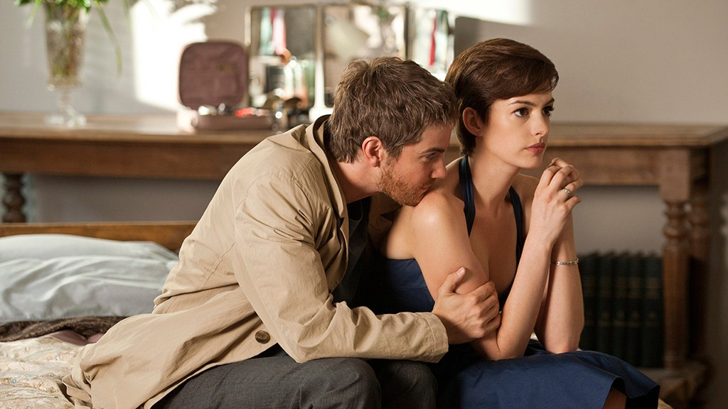 Emma & Dexter, One day Emma: I got to know you. You cured me of you.