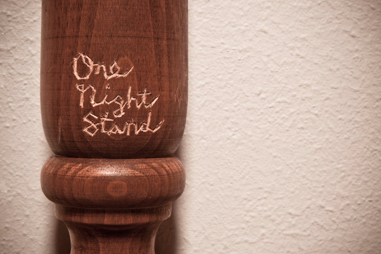 one night stand delivey boy