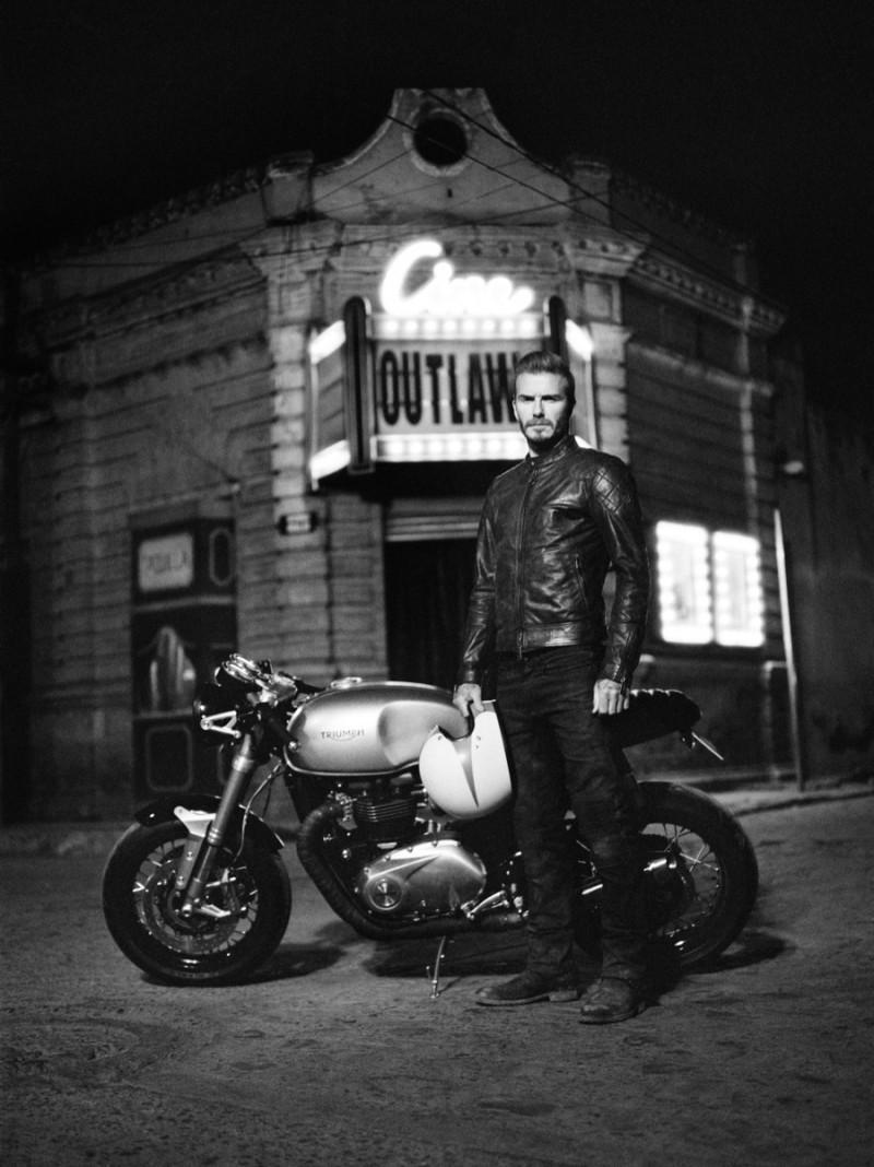 Outlaws | O David Beckham στο πιο ατμοσφαιρικο mini movie