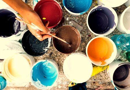 Τα πέντε λάθη που κάνεις όταν επιλέγεις χρώματα για το σπίτι σου