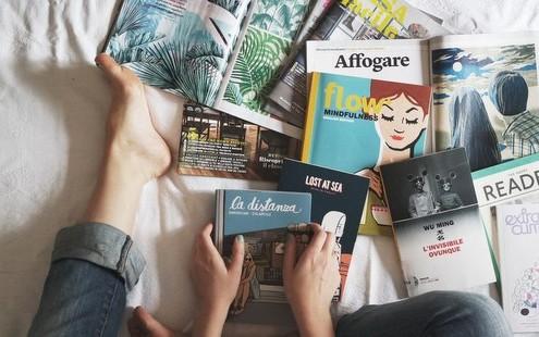 4 βιβλία αυτοβελτίωσης που πρέπει να έχεις στη βιβλιοθήκη σου