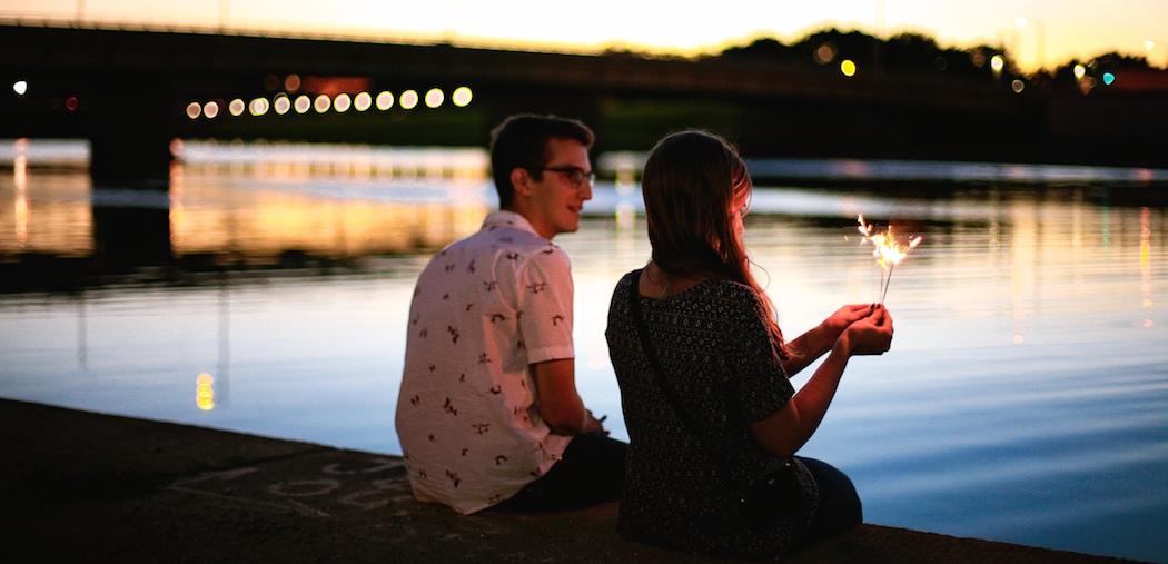 Online dating ζητώντας της να βγείτε