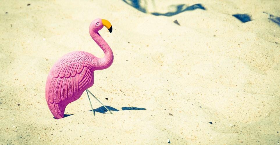10 flamingo tattoos που θα ερωτευτείς με την πρώτη ματιά