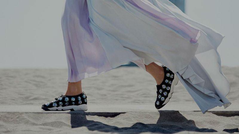 Dior Fusion Sneakers