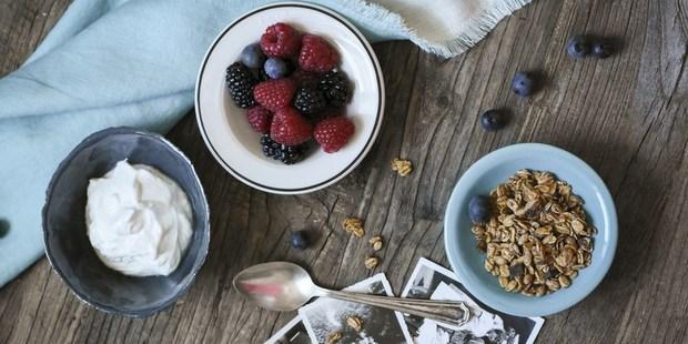 5 τρόποι να βάλεις το γιαούρτι στη διατροφή σου