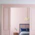 Ροζ λεπτομέρειες διακόσμησης που θα μεταμορφώσουν ένα βαρετό υπνοδωμάτιό