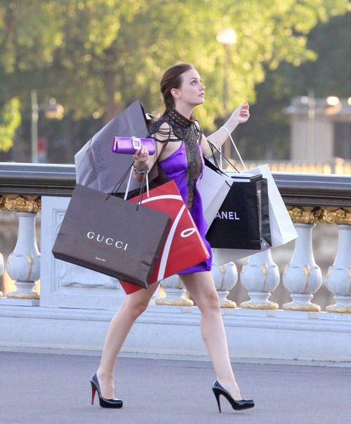 Οταν η προσωπικοτητα κανει shopping