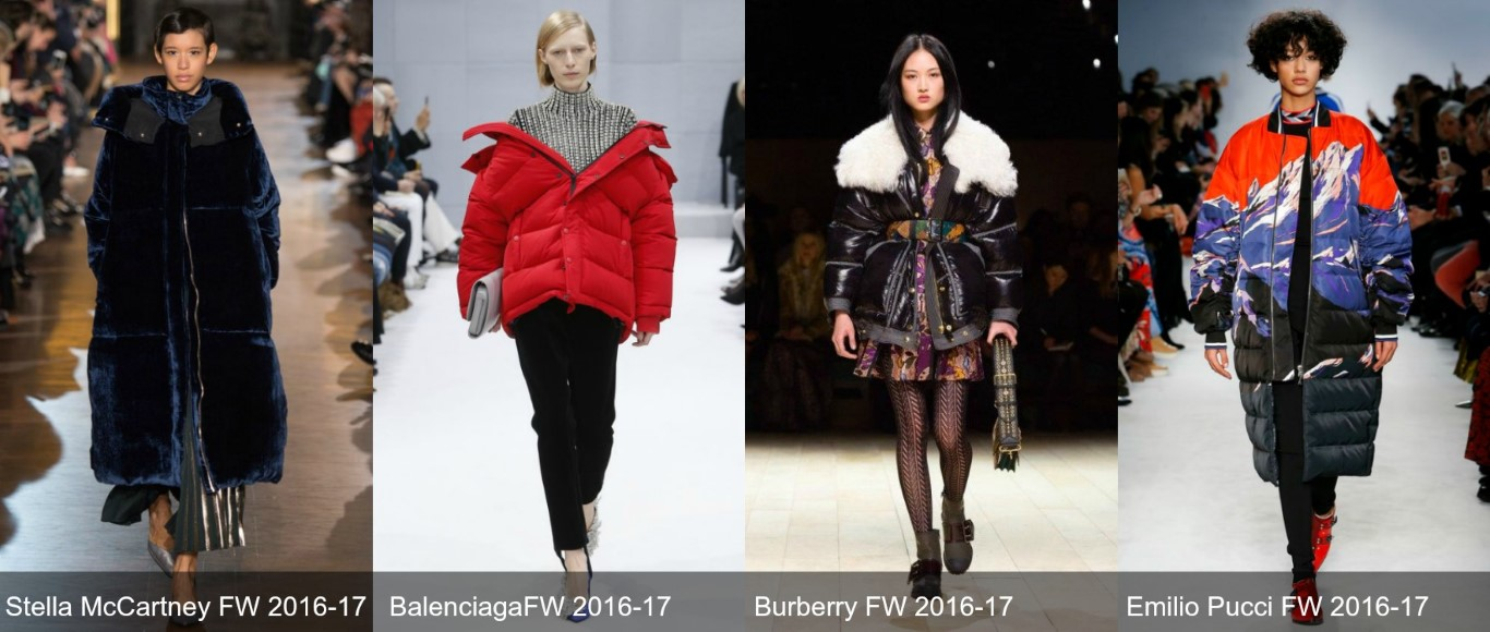 puffer jackets (Medium)