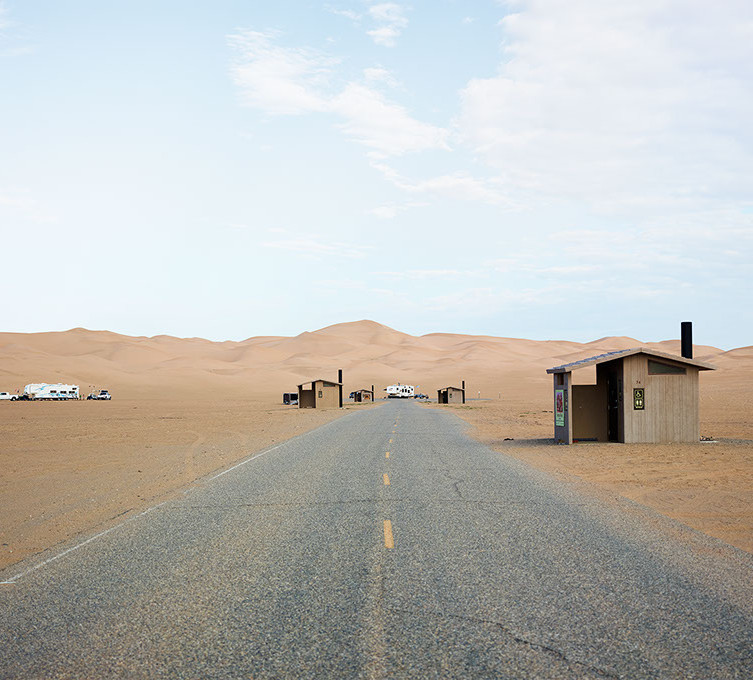 "O Josef Hoflehner πέρασε 10 χρόνια της ζωής του φωτογραφίζοντας την ""άδεια"" Αμερική"