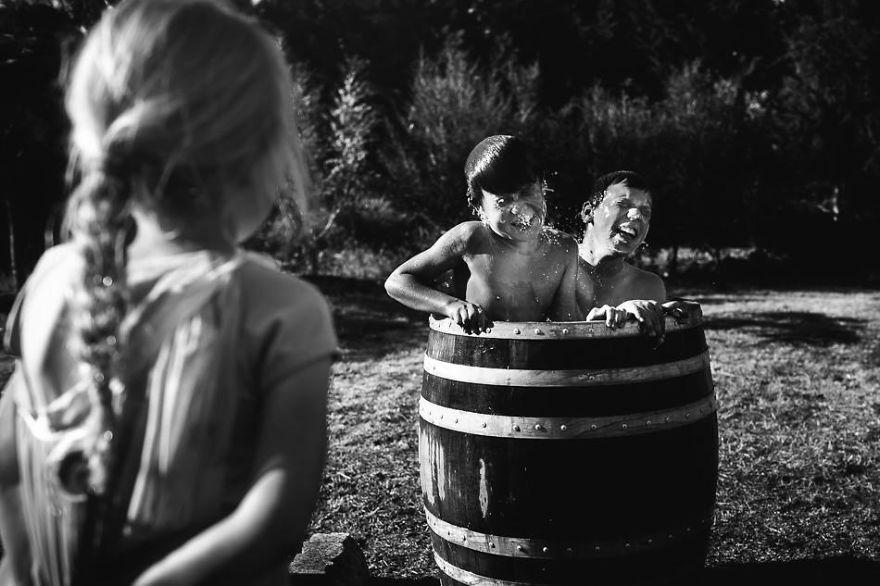 Childhood in the Raw Savoir Ville