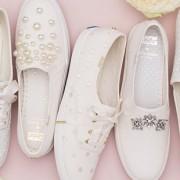 Τώρα μπορείς να φορέσεις sneakers και στο γάμο σου