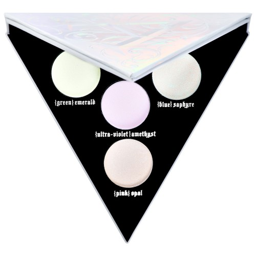 Kat Von D, Alchemist Holographic Palette