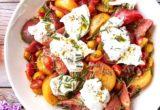 Πώς να φτιάξεις σαλάτα με μαριναρισμένες ντομάτες