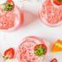 Το καρπούζι και οι φράουλες είναι τα βασικά συστατικά για την καλοκαιρινή εκδοχή της sangria