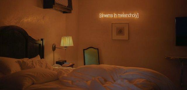 sarah bahbah neon lights