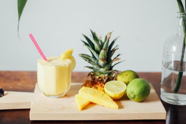 savoirville margarita pineapple
