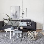 7 γρήγοροι τρόποι να ανανεώσεις το καθιστικό σου χωρίς να ξοδέψεις πολλά χρήματα