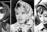 Η πανέμορφη ιστορία του μεταξιού και τα fashion icons που αγάπησαν το μεταξωτό φουλάρι