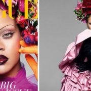 Η Rihanna σαν άλλη Greta Garbo στο εξώφυλλο του September 2018 Issue της British Vogue
