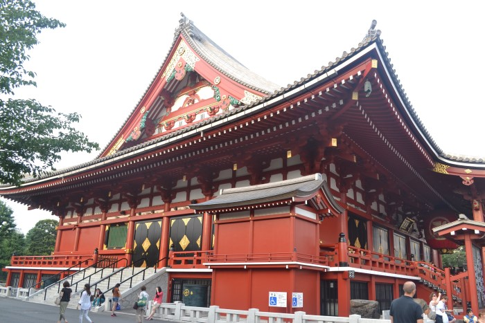 senso-ji temple (Custom)