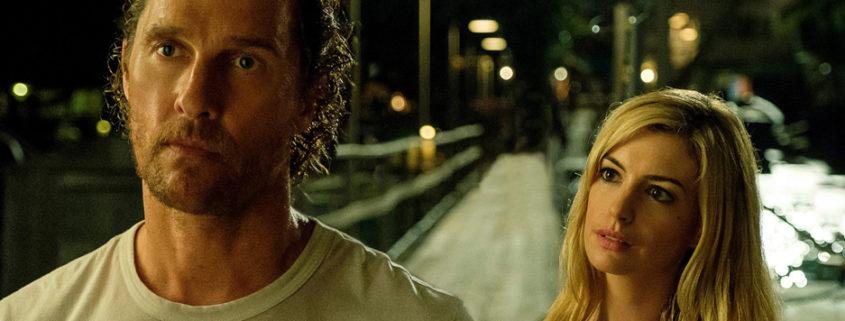 Anne Hathaway και Matthew McConaughey και πάλι μαζί στο νέο θρίλερ του Steven Knight