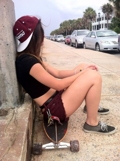 skater girl 1-savoir ville