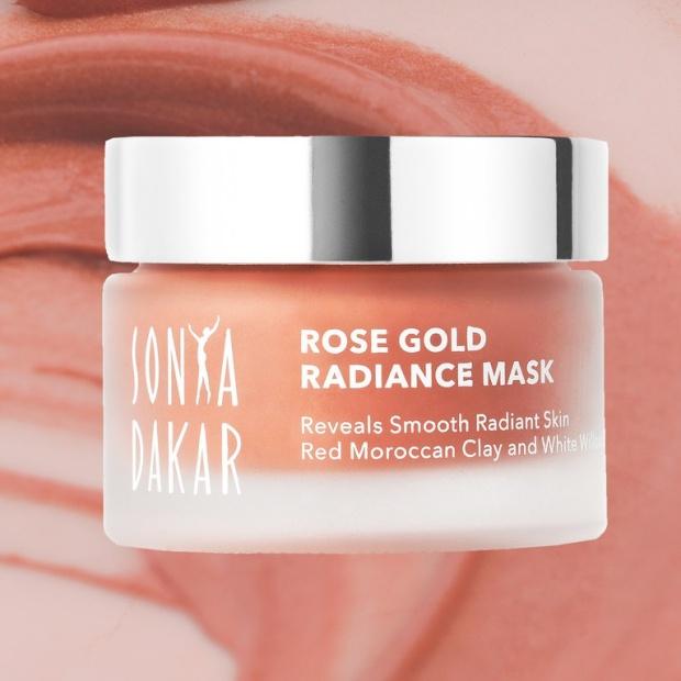 Μόλις κυκλοφόρησε η πρώτη rose gold μάσκα προσώπου