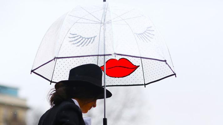 Rainy Street Style: Τι και πως να φορέσεις όταν βρέχει