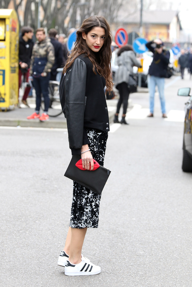 Street Style - MFW FW2015