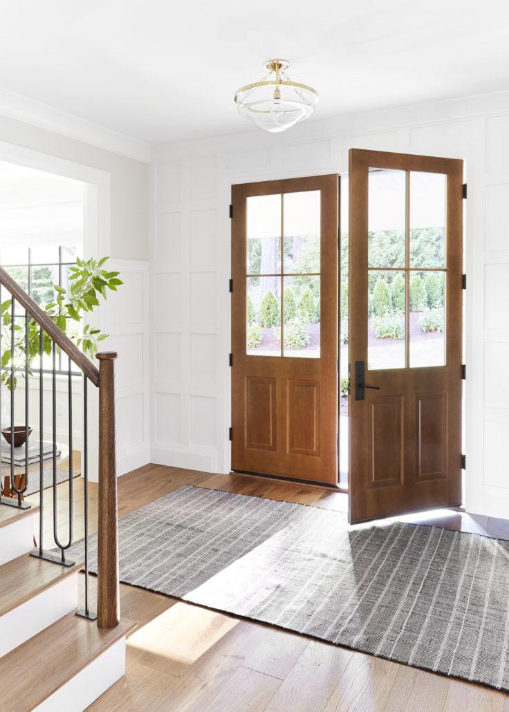 5 ιδέες διακόσμησης για να κάνεις καλή εντύπωση από την είσοδο