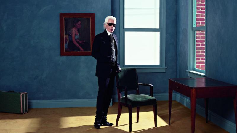 Karl Lagerfeld: Visions of Fashion savoirville.gr
