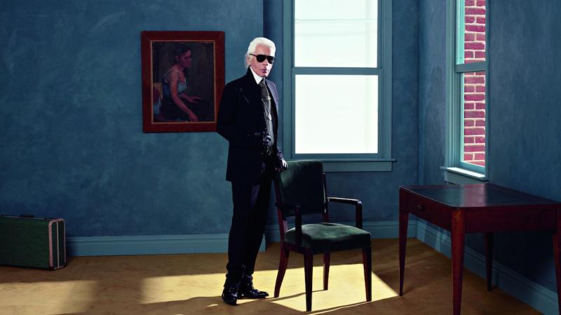 Karl Lagerfeld: Visions of Fashion