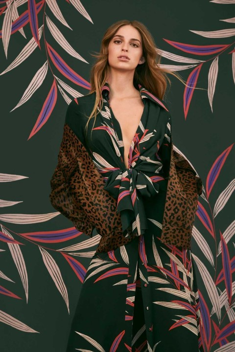 CREDIT: COURTESY OF DVF, PHOTOGRAPHED BY OLIVIA MALONE