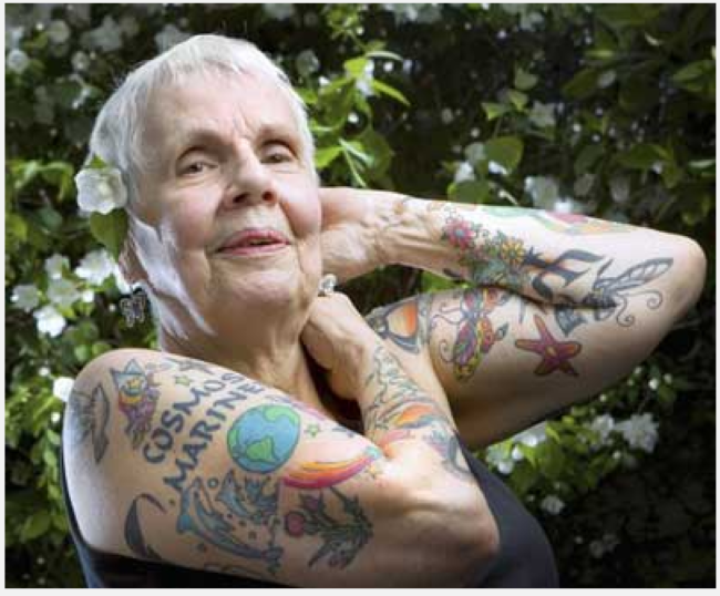#talking_about_tattoos  Not your average grandpa  savoir ville (1)